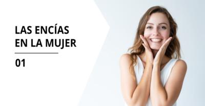 Las encías en la mujer Clínica Dental Fernández & Ayora en Almería