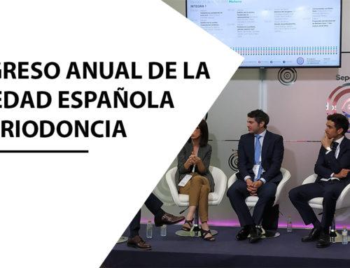 Congreso anual de la Sociedad Española de Periodoncia